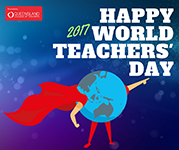 QCT World Teachers Day Facebook news feed graphic 2