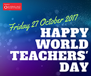 QCT World Teachers Day Facebook news feed graphic 3