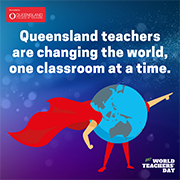 QCT World Teachers Day Instagram news feed graphic 1