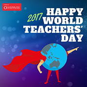QCT World Teachers Day Instagram news feed graphic 2