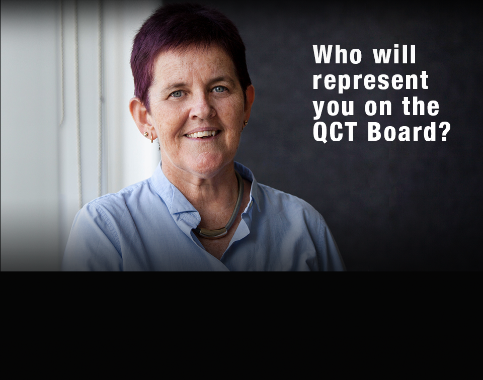 Vote Now - QCT Board Election