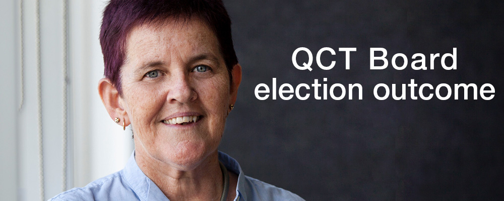 QCT 2021 Board Election