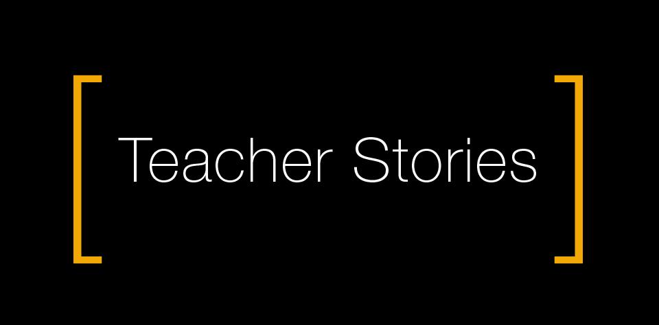 Teacher stories graphic